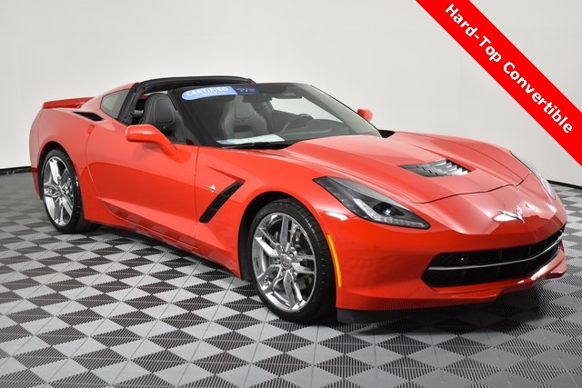 Pre-Owned 2016 Chevrolet Corvette Stingray 3LT