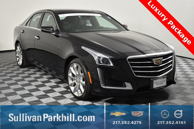 Pre-Owned 2016 Cadillac CTS 3.6L Performance