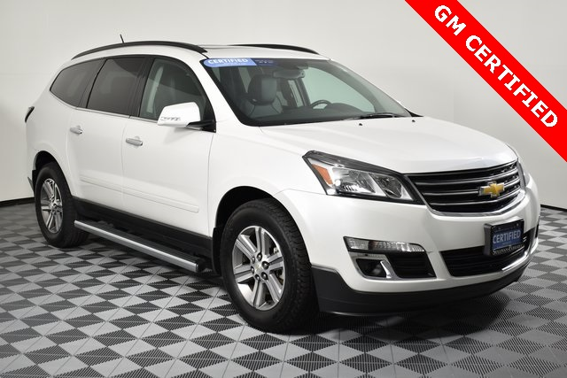 Pre-Owned 2017 Chevrolet Traverse 2LT 2LT