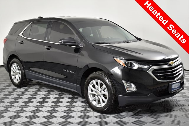 Pre-Owned 2018 Chevrolet Equinox LT 1LT