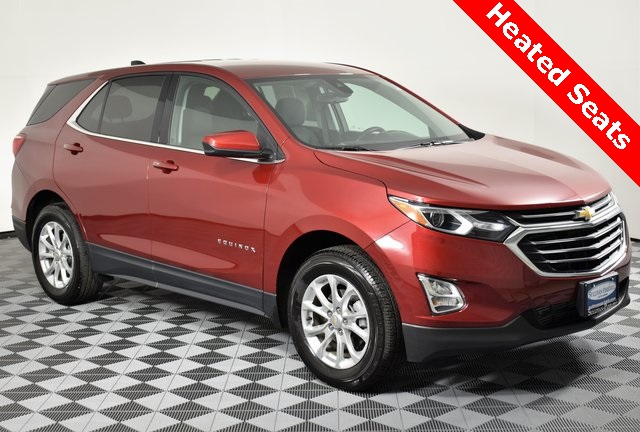 Pre-Owned 2020 Chevrolet Equinox LT 1LT