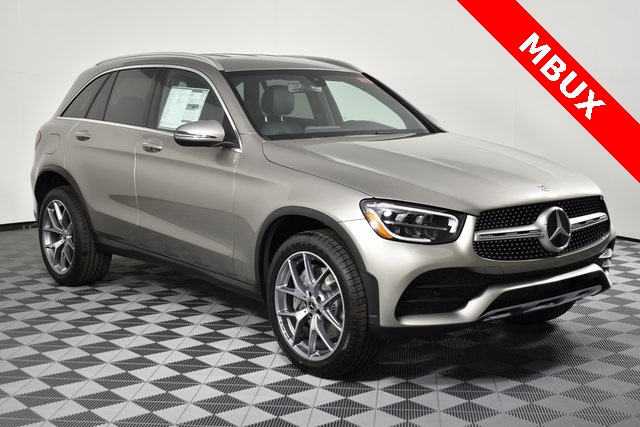 Benz Glc 300 >> New 2020 Mercedes Benz Glc 300 4matic 4matic 4d Sport Utility
