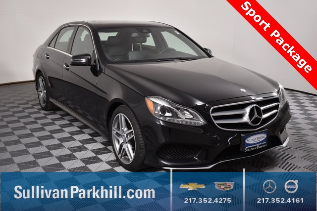 Certified Pre-Owned 2014 Mercedes-Benz E-Class E 350 4MATIC®
