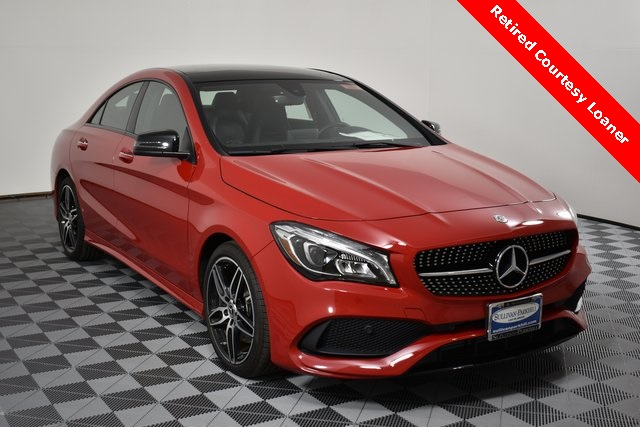 Mercedes Benz Cla >> Pre Owned 2019 Mercedes Benz Cla 250 Awd 4matic