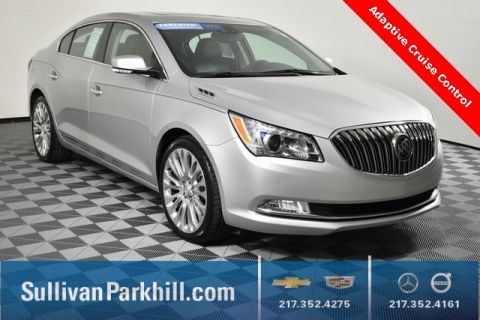 Pre-Owned 2016 Buick LaCrosse Premium II Group
