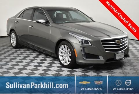 Pre-Owned 2016 Cadillac CTS 2.0L Turbo