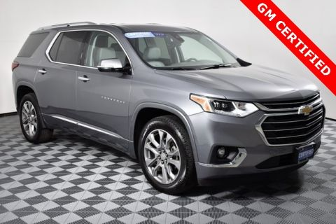 Pre-Owned 2019 Chevrolet Traverse Premier