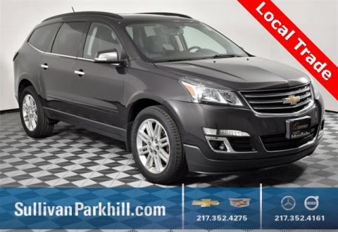 Pre-Owned 2015 Chevrolet Traverse LT 1LT