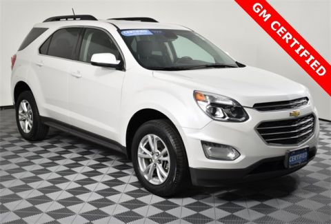 Pre-Owned 2017 Chevrolet Equinox LT 1LT