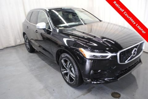 Pre-Owned 2019 Volvo XC60 T6 R-Design