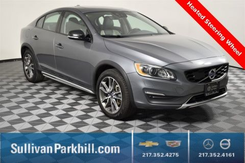 Pre-Owned 2016 Volvo S60 Cross Country T5 Platinum